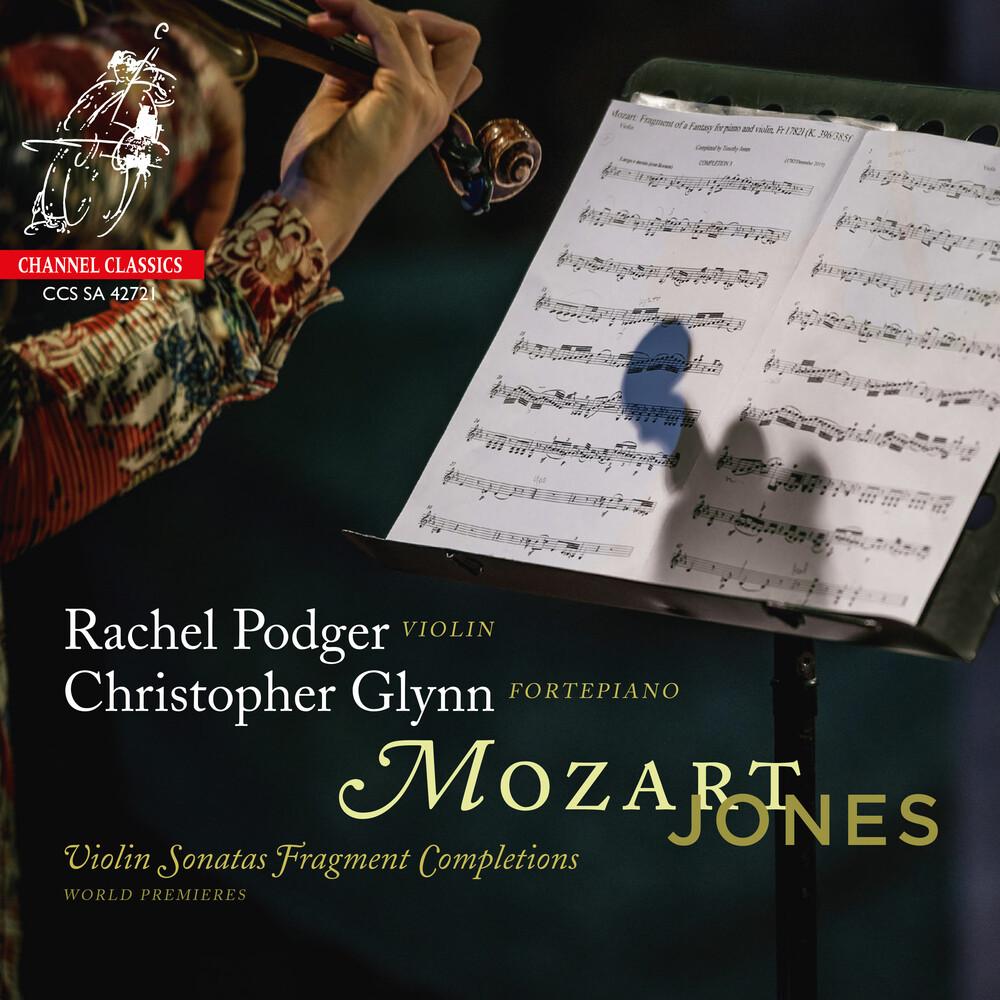 Rachel Podger - Mozart: Violin Sonatas Fragment Completions