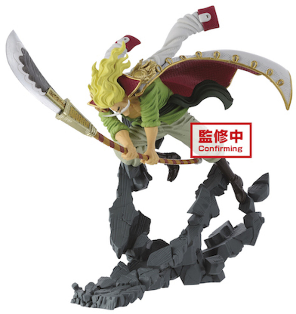Banpresto - One Piece Manhood Edward Newgate Figure Version A