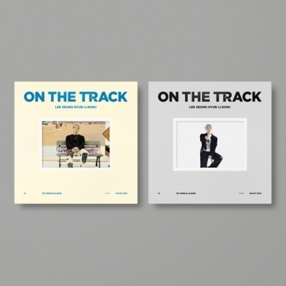 Lee Seung Hyub - On The Track (Hcvr) [With Booklet] (Phot) [Digipak] (Asia)