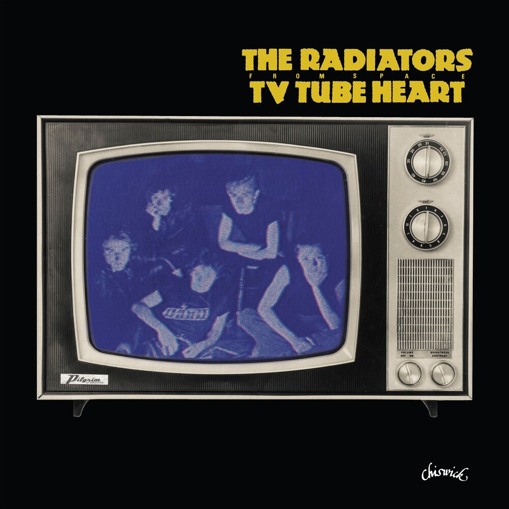 Radiators - TV Tube Heart
