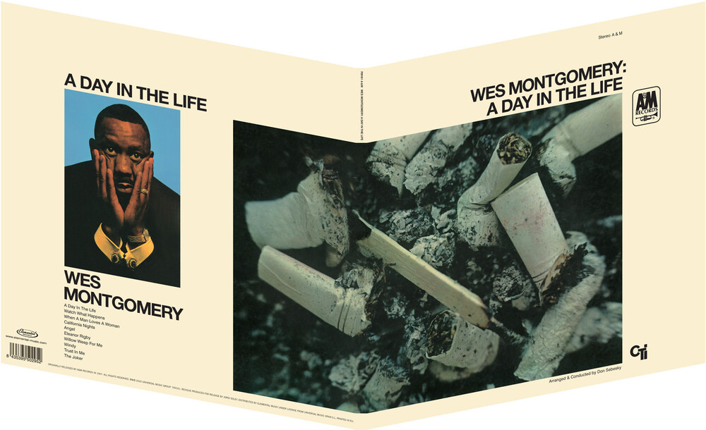 Wes Montgomery - Day In The Life [Gatefold]