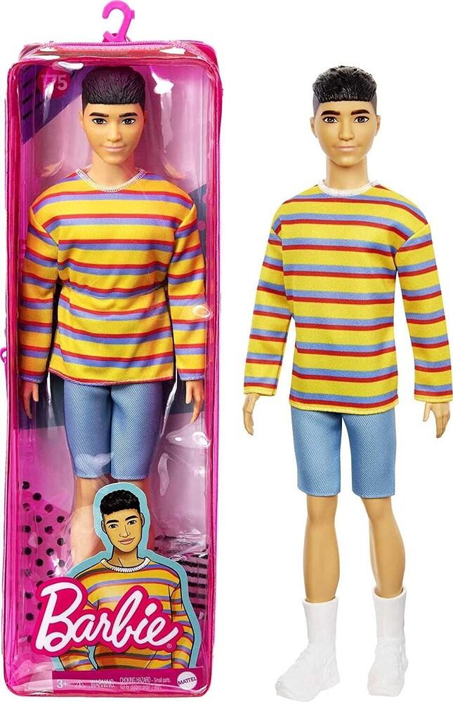 - Mattel - Barbie Ken Fashionista Doll 5