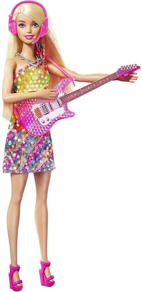 - Mattel - Barbie Feature Lead Doll