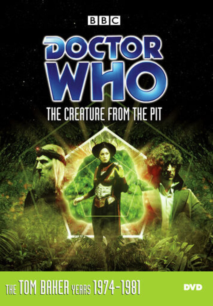 - Doctor Who: Creature From The Pit / (Full Mod Dol)
