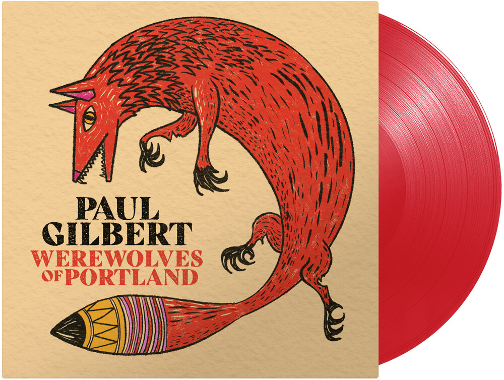 Paul Gilbert - Werewolves Of Portland [180 Gram]