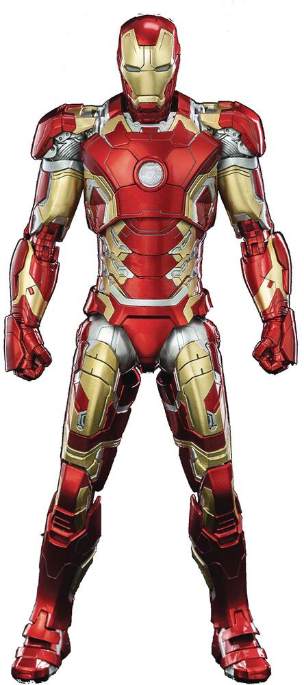 - Avengers Infinity Saga Iron Man Mk43 Deluxe 1/12 S