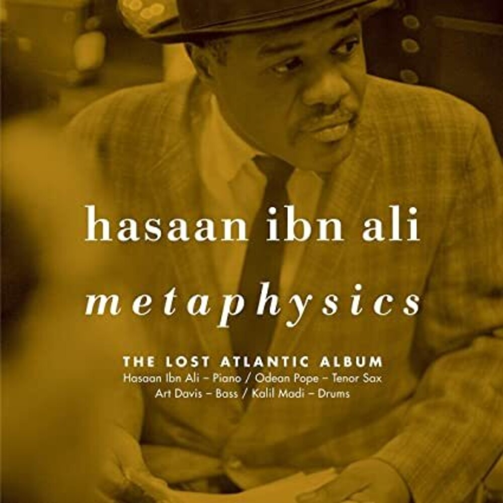 Ali Hasaan Ibn - Metaphysics: The Lost Atlantic Album
