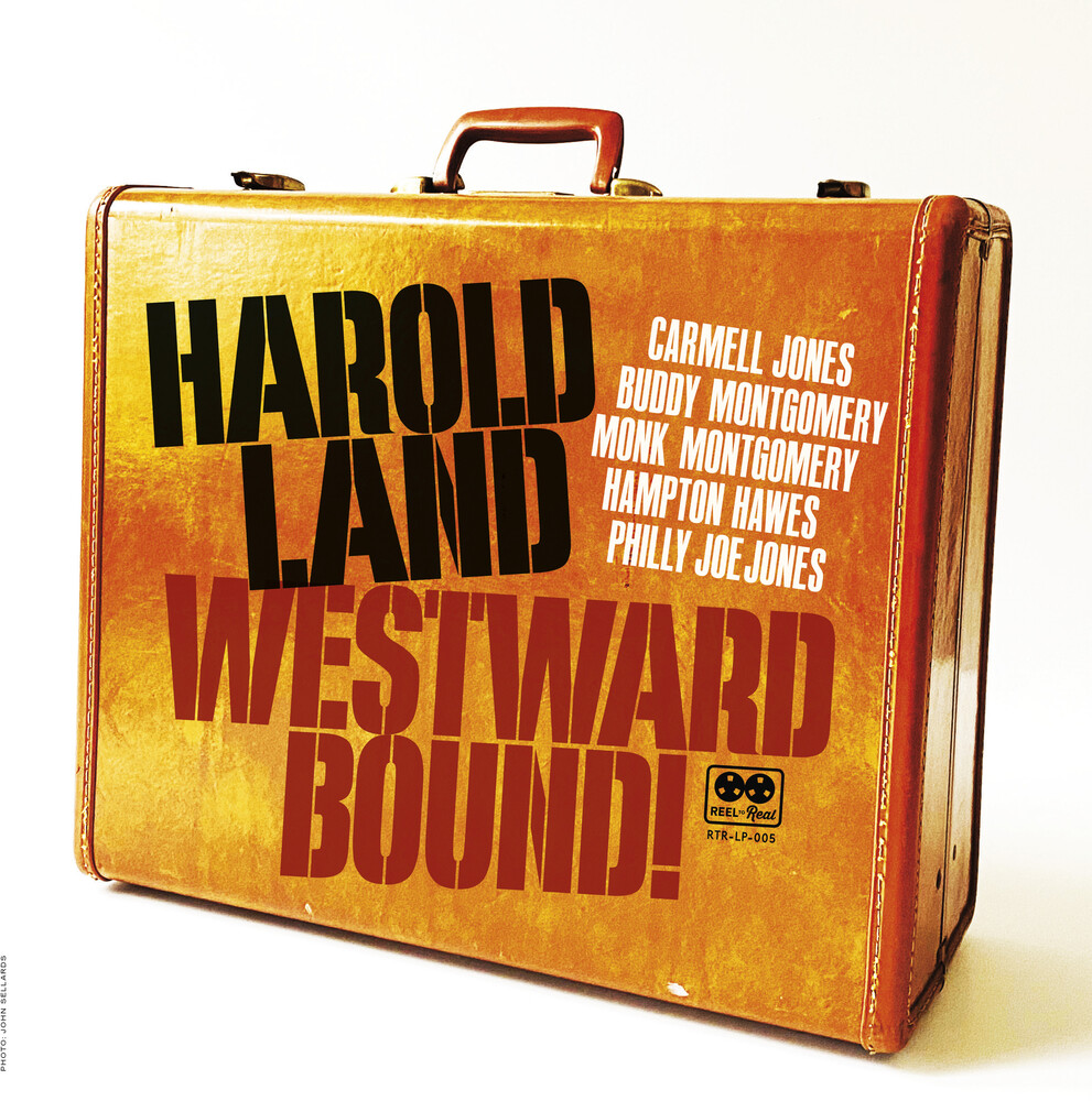 Harold Land - Westward Bound!