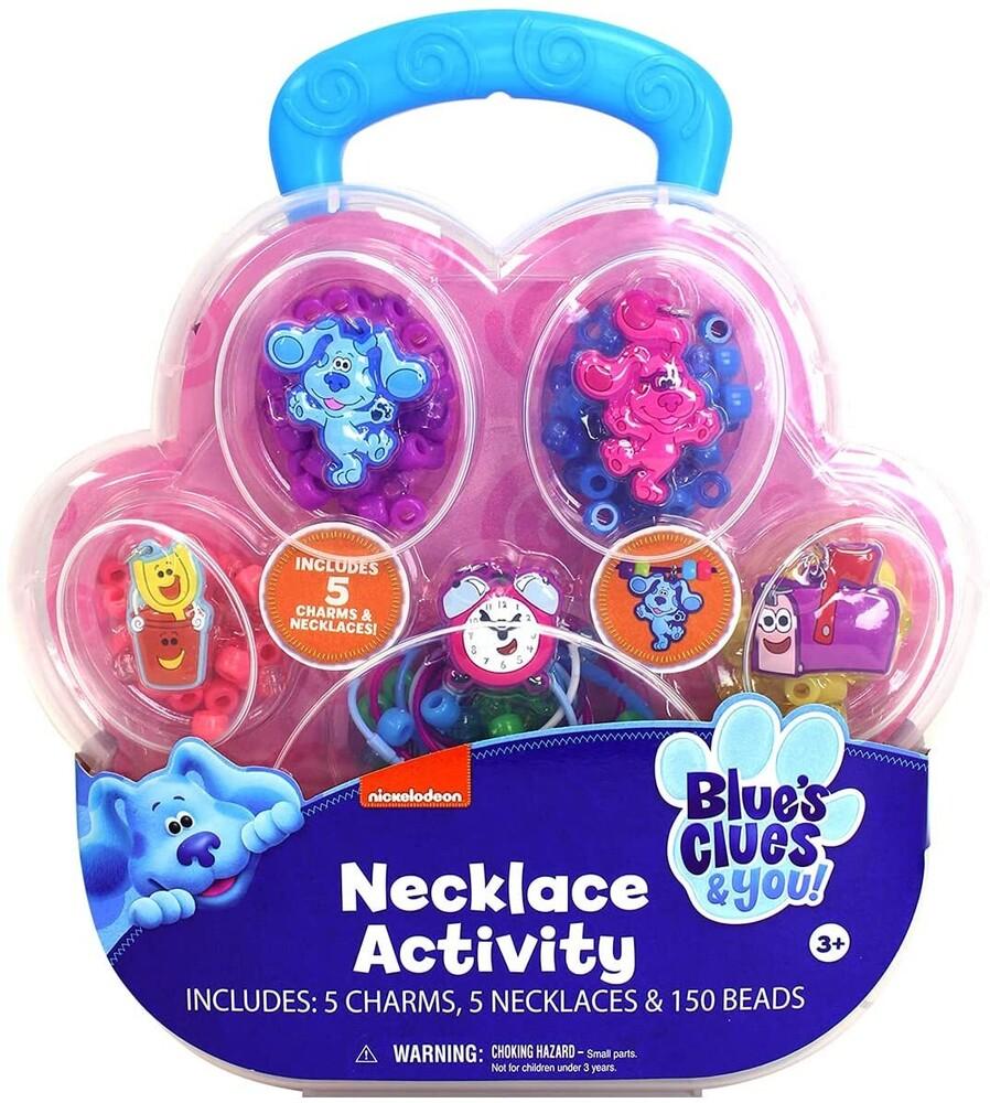 - Tara Toys - Blue's Clues Necklace Activity Set