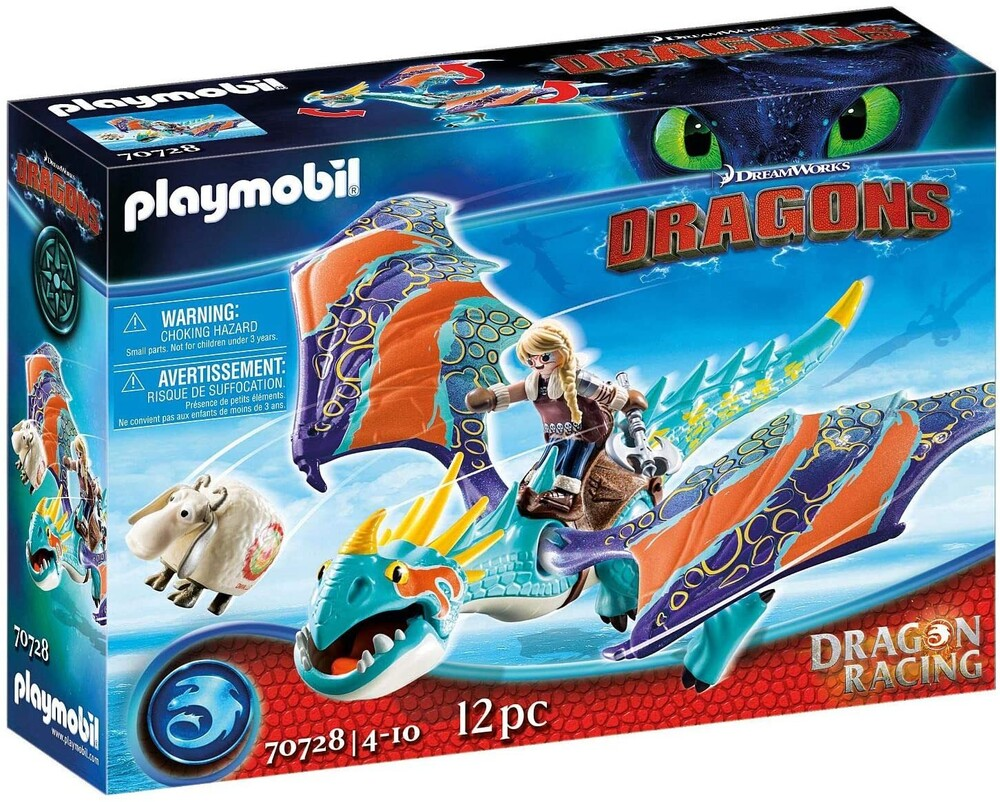 - Dragon Racing Astrid And Stormfly (Fig)
