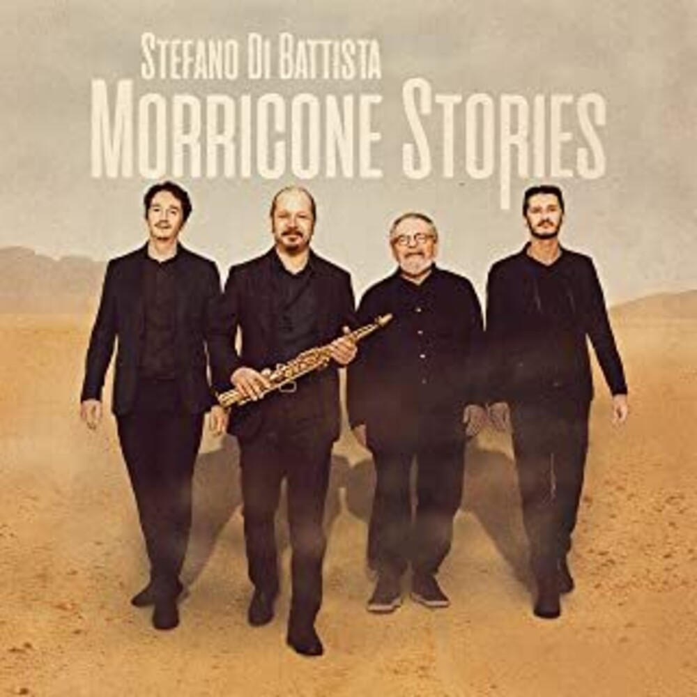 Di Stefano Battista  (Ita) - Morricone Stories (Ita)