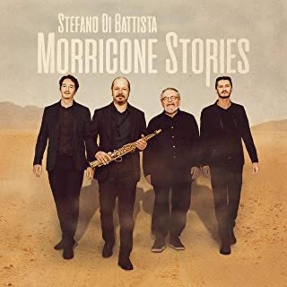 Di Stefano Battista  (Ita) - Morricone Stories (Ita)