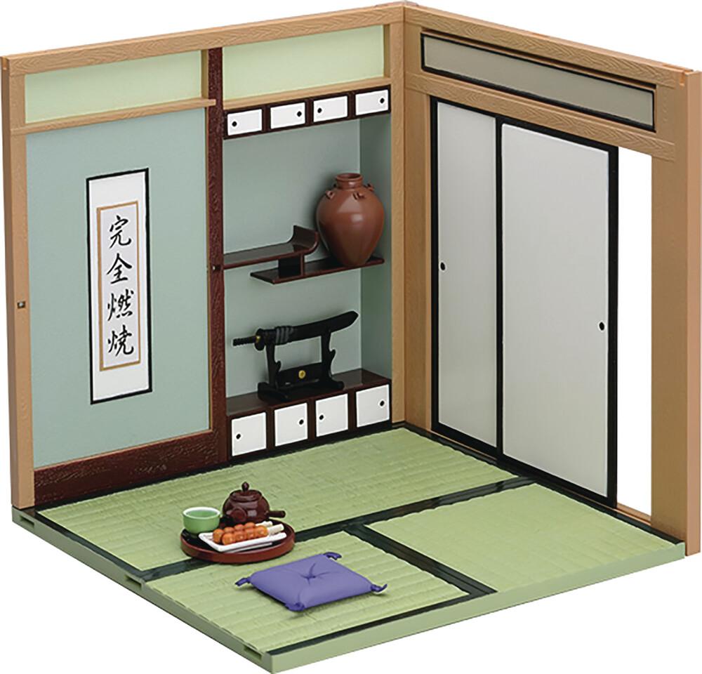 - Nendoroid Playset 02 Japanese Life Set B Guestroom