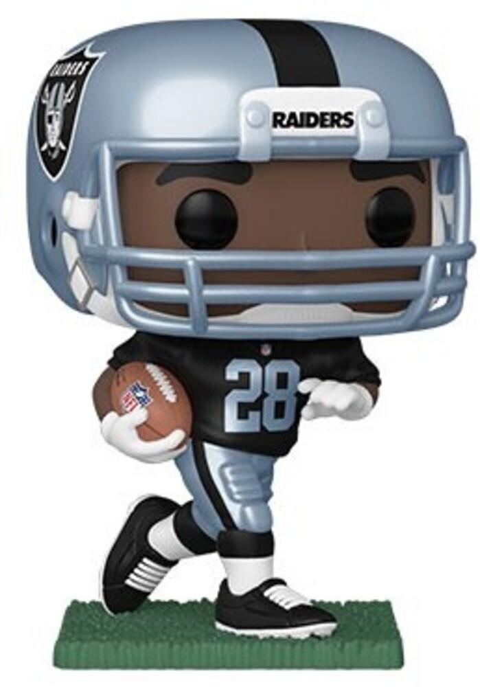 Las Vegas Raiders - Raiders- Josh Jacobs (Home Uniform) (Vfig)