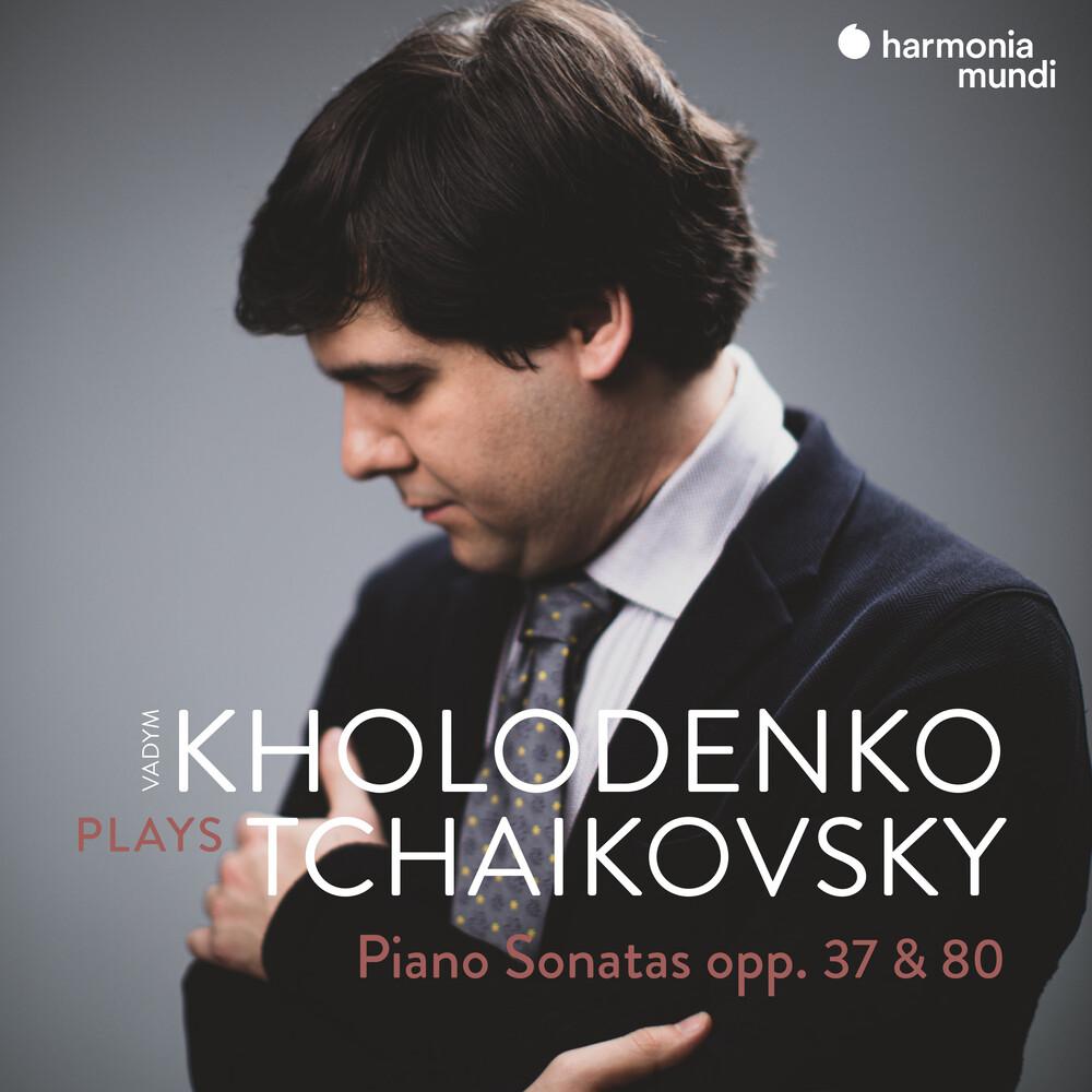 - Tchaikovsky: Piano Sonatas Opp. 37 & 80