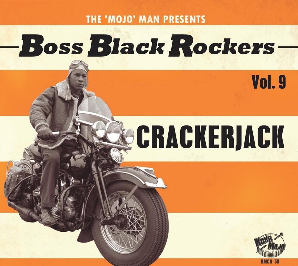 Boss Black Rockers Vol 9 Crackerjack / Various - Boss Black Rockers Vol 9 Crackerjack / Various