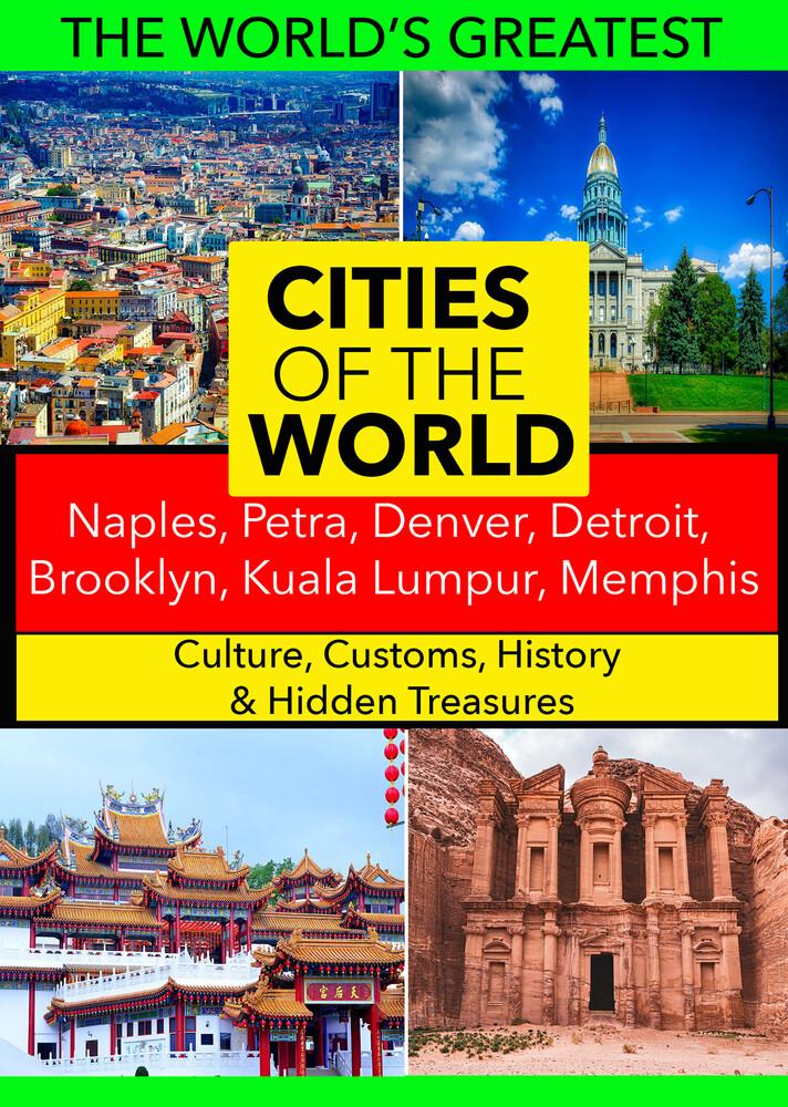 - Cities of the World: Naples, Petra, Denver, Detroit, Brooklyn, Kuala Lumpur, Memphis