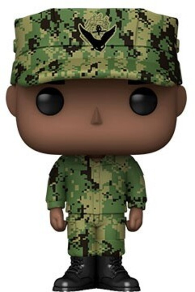 Funko Pop! Millitary: - Navy Male - A (Vfig)