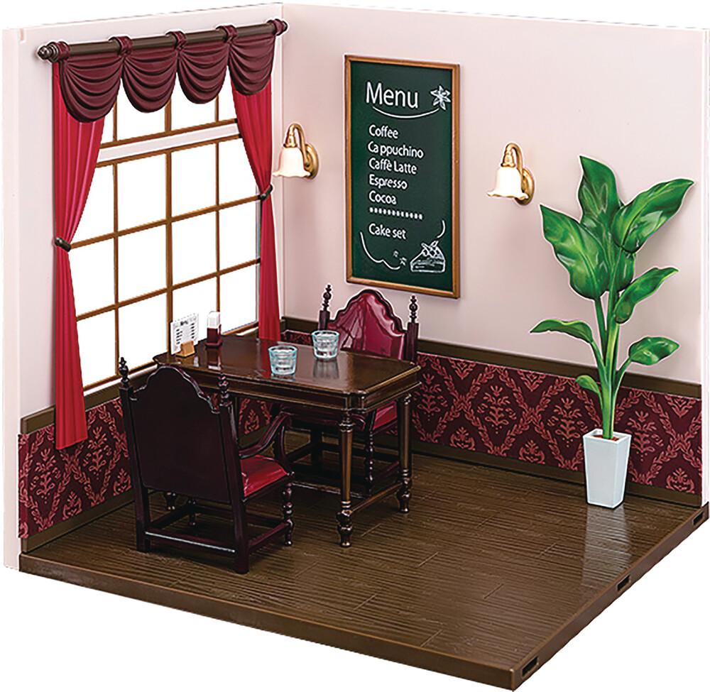 - Nendoroid Playset 09 Cafe Set A (Clcb) (Fig)
