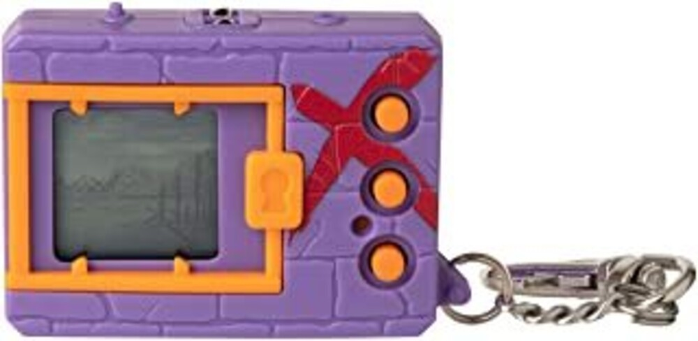 - Digimon X Purple & Red (Ig)