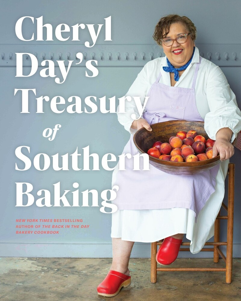 Cheryl Day - Cheryl Days Treasury Of Southern Baking (Hcvr)