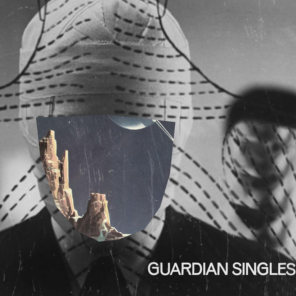 Guardian Singles - Guardian Singles [Indie Exclusive] (Red Vinyl) [Colored Vinyl] (Red)
