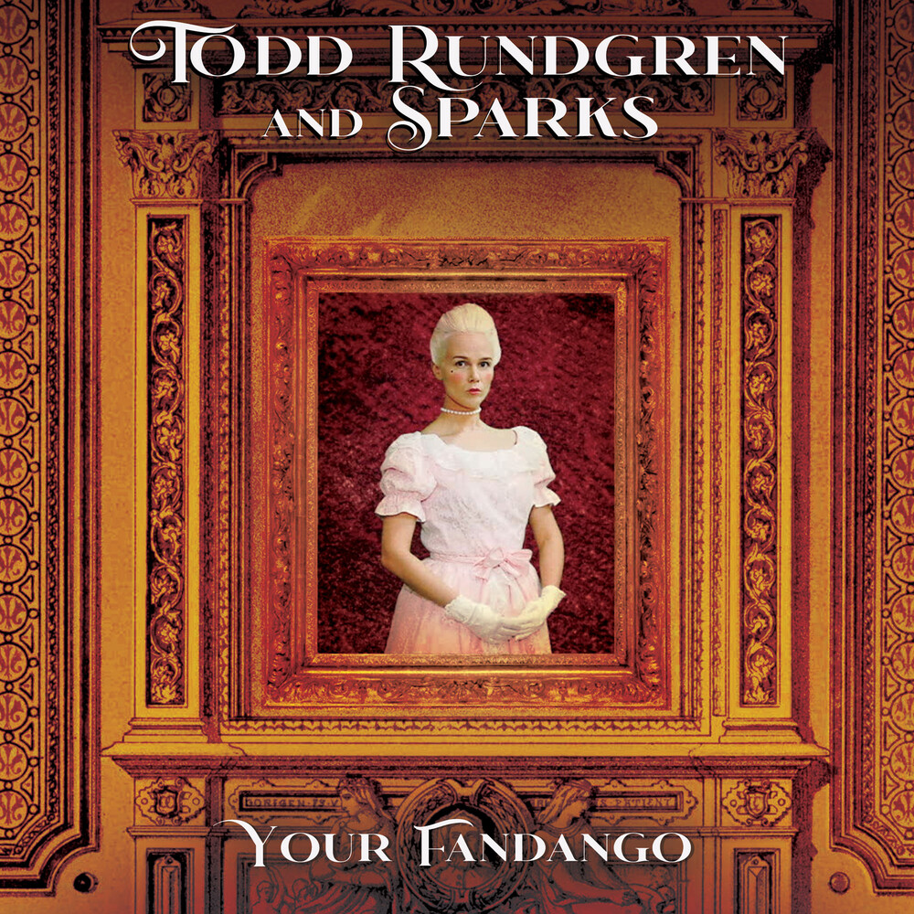 Todd Rundgren  / Sparks - Your Fandango [Colored Vinyl]