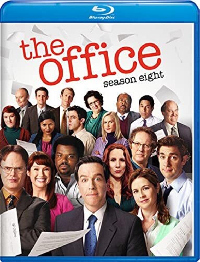 - Office: Season 8 (5pc) / (Box Mod Ac3 Dol Ws)