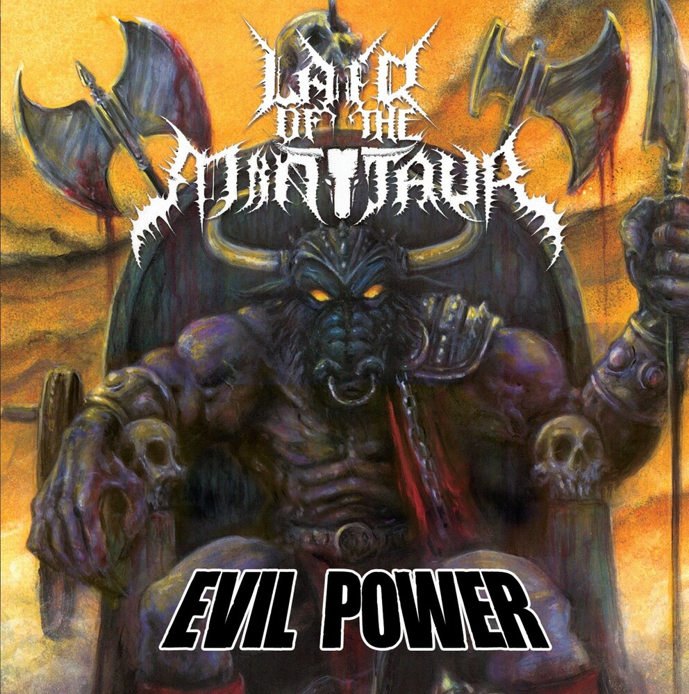 Lair Of The Minotaur - Evil Power (Uk)