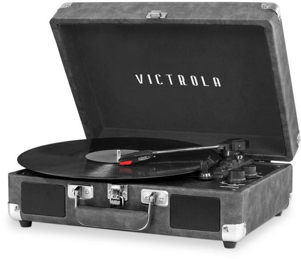 Victrola Vsc550Btgry Journey Bt Suitcase Tt Grey - Victrola Vsc550btgry Journey Bt Suitcase Tt Grey