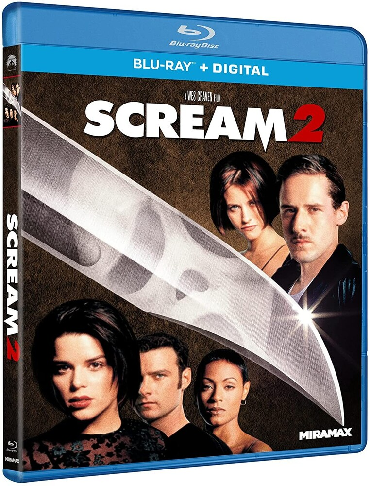 - Scream 2 / (Ac3 Dts Sub Ws)