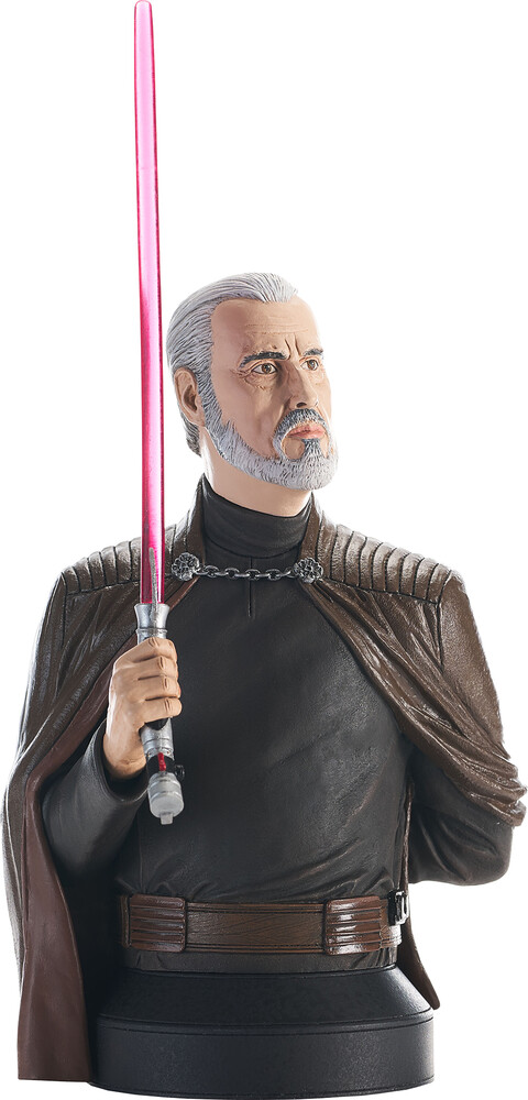 - Star Wars Revenge Of The Sith Count Dooku 1/6 Scal