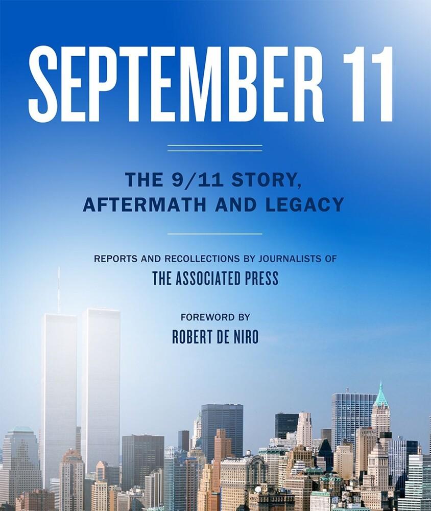 Associated Press / De Robert Niro - September 11 (Hcvr)