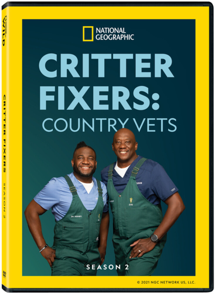 Critter Fixers: Country Vets - Season 2 - Critter Fixers: Country Vets - Season 2 (2pc)