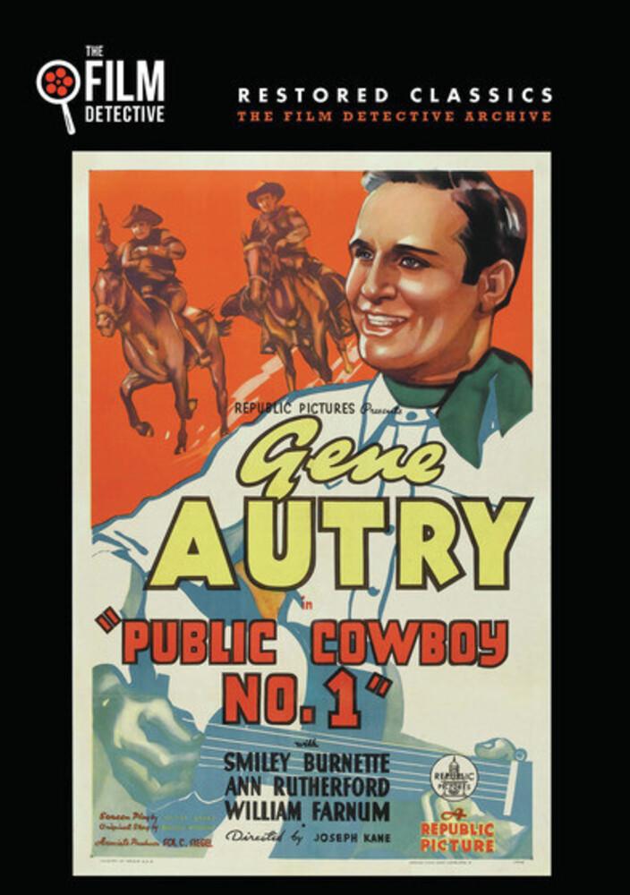 Public Cowboy 1 - Public Cowboy 1 / (Mod Rstr)