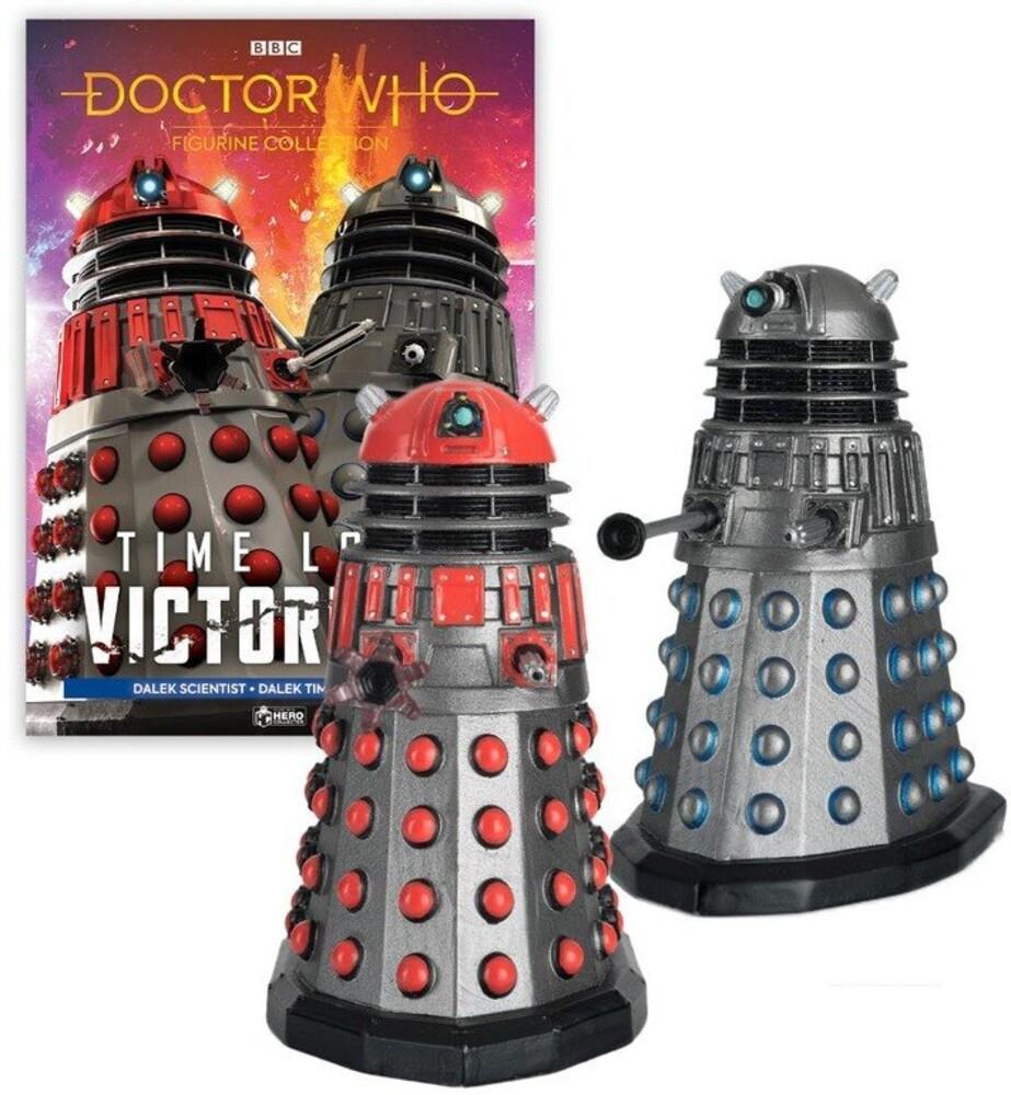 - Doctor Who - Dalek Time Commander And Dalek Scient
