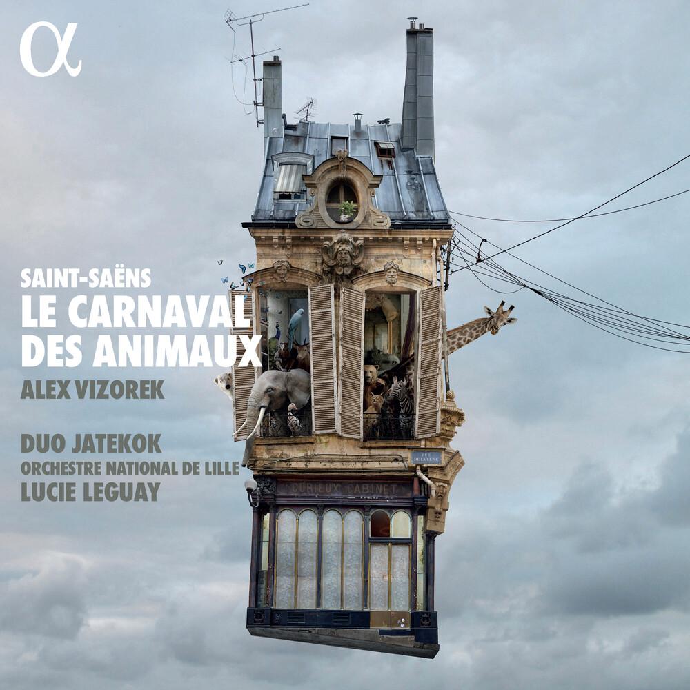Saint-Saens / Vizorek / Orchestre National - Le Carnaval Des Animaux