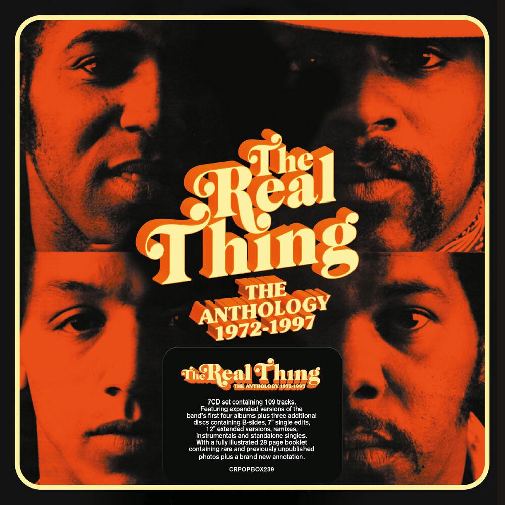 Real Thing - Anthology 1972-1997 (Box) (Uk)