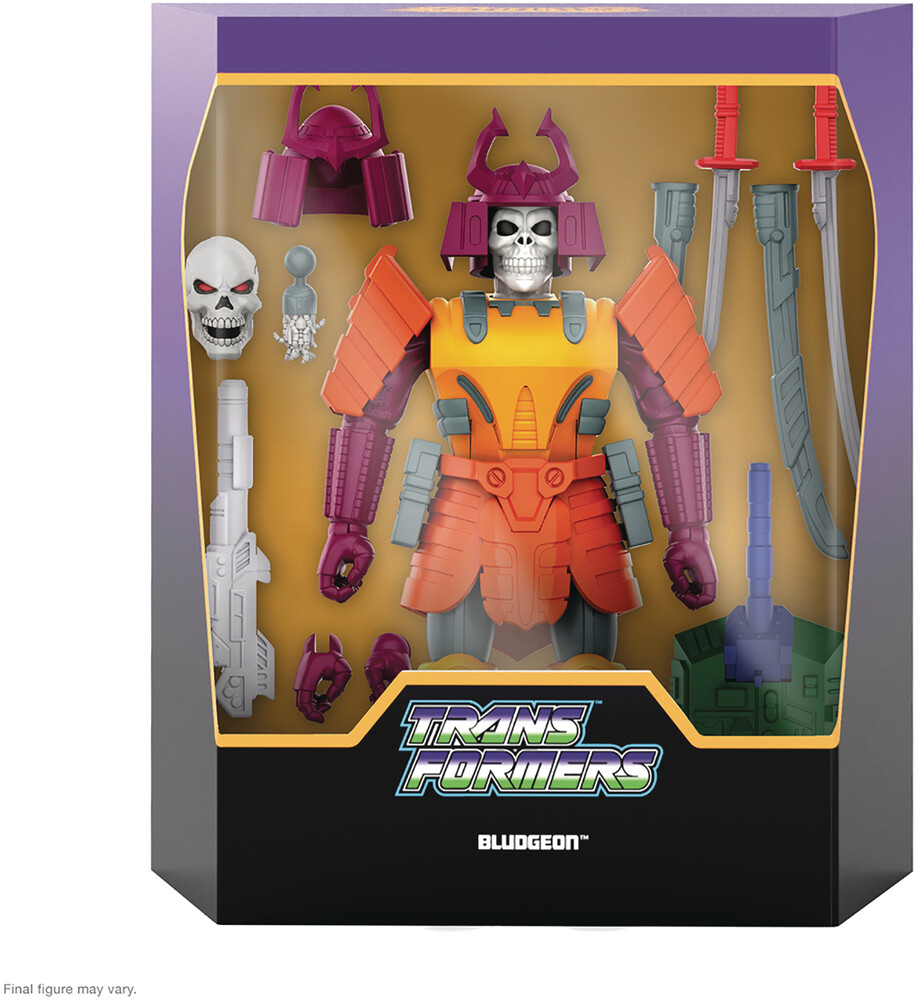 Transformers Ultimates! Wave 2 - Bludgeon - Transformers Ultimates! Wave 2 - Bludgeon (Afig)