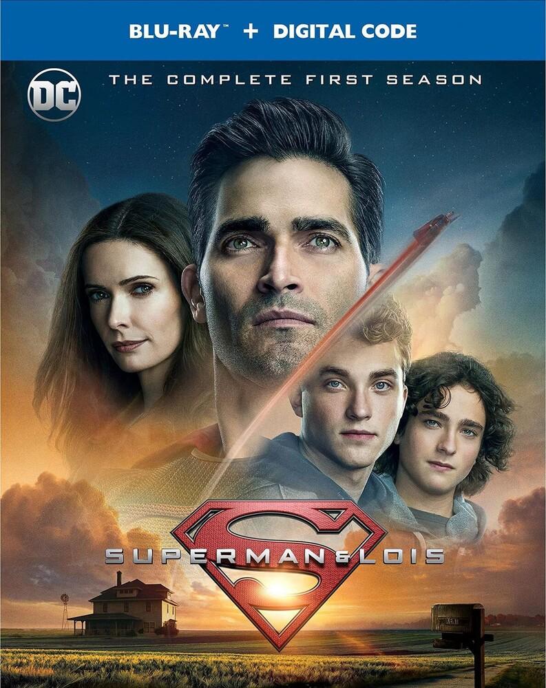 Superman & Lois: Complete First Season - Superman And Lois: The Complete First Season