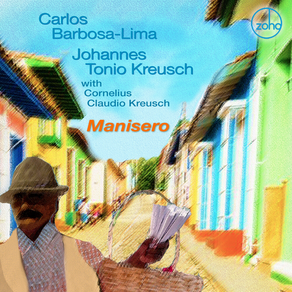 Carlos Lima  Barbosa / Kreusch,Johannes Tonio - Manisero
