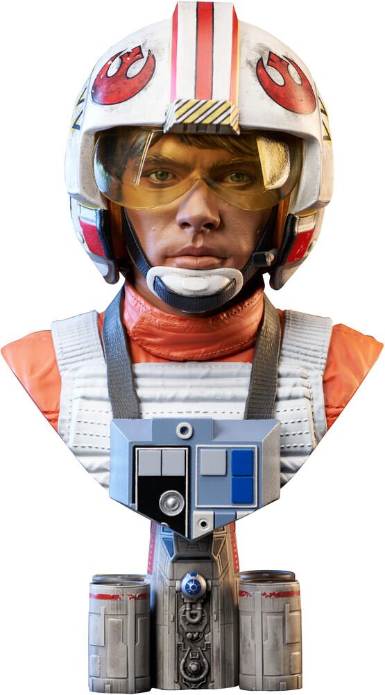 Diamond Select - Star Wars A New Hope L3d Pilot Luke Skywalker 1/2
