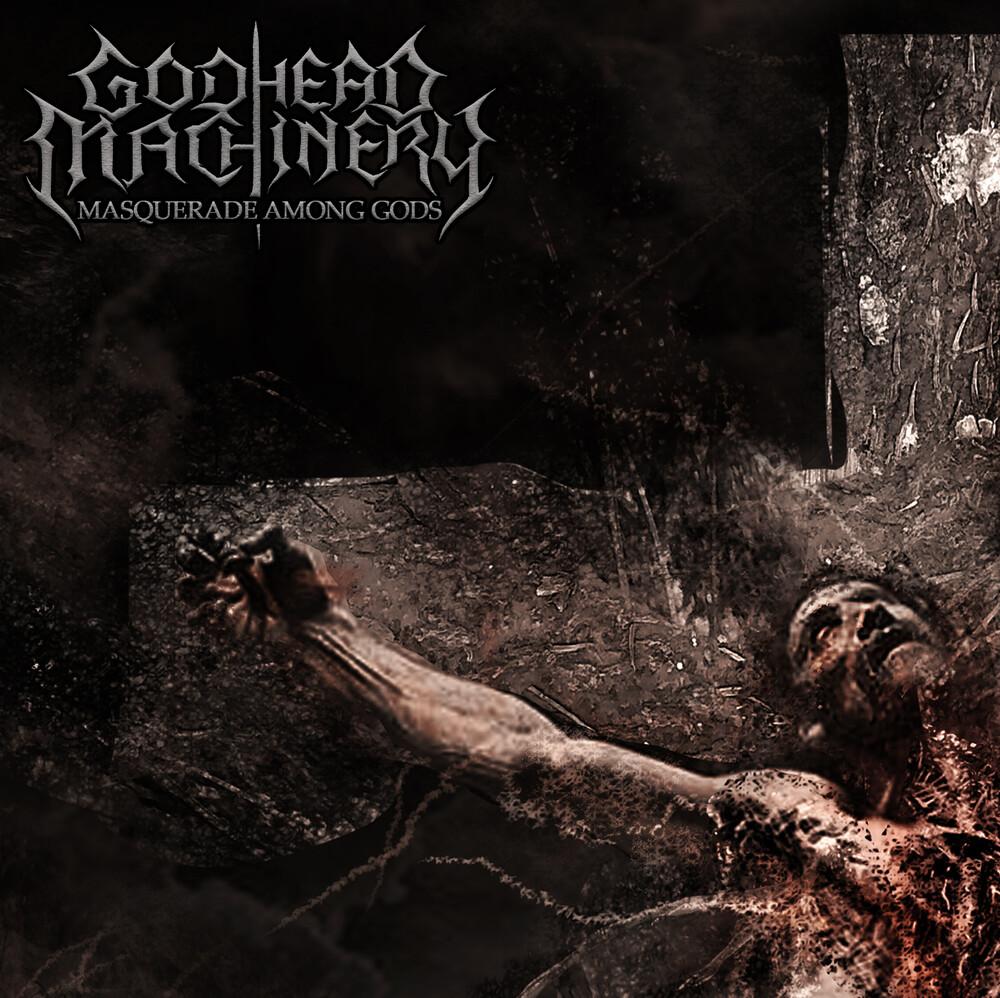 Godhead Machinery - Masquerade Among Gods (Ep)