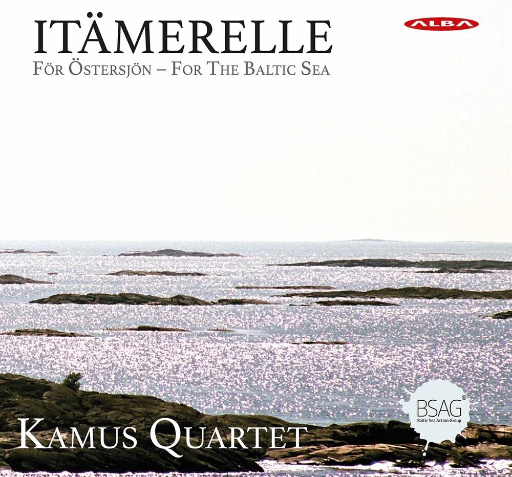 Nielsen / Kamus Quartet - For The Baltic Sea (Hybr)