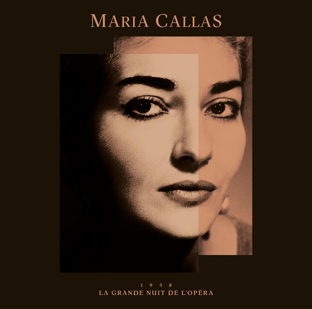 Maria Callas - La Grande Nuit De L'opera