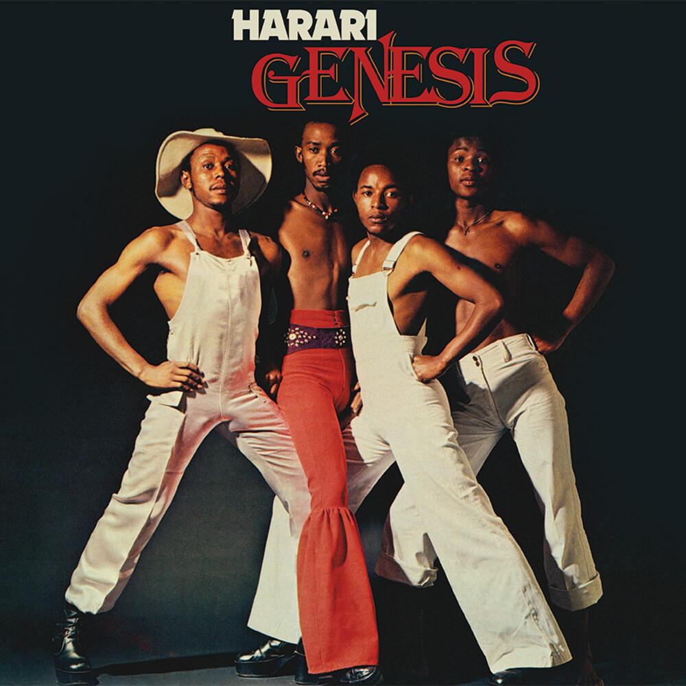 Harari - Genesis [Limited Edition] [Reissue]