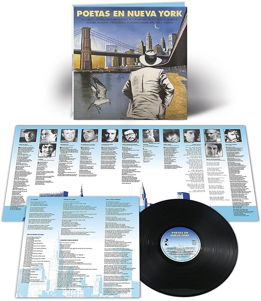 Poetas En Nueva York / Various - Poetas En Nueva York / Various (Spa)