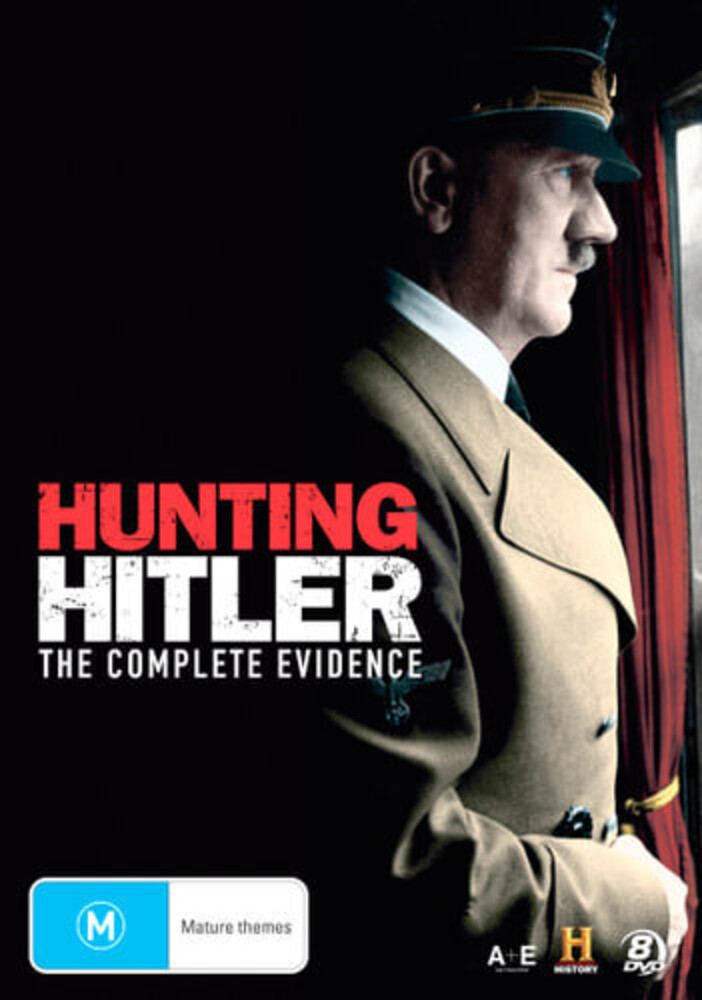 Hunting Hitler: The Complete Evidence - Hunting Hitler: The Complete Evidence [NTSC/0]