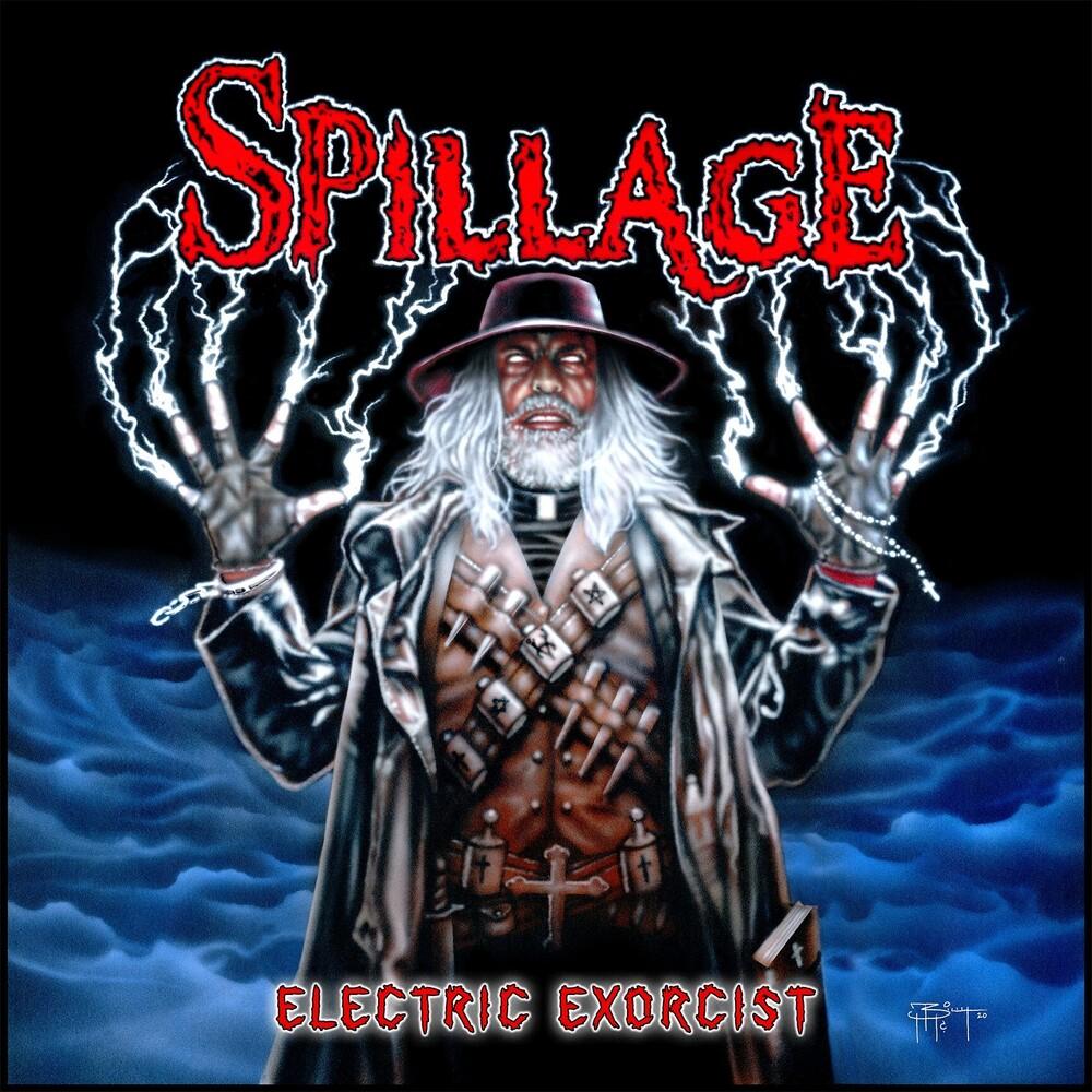 Spillage - Electric Exorcist (Red Vinyl)