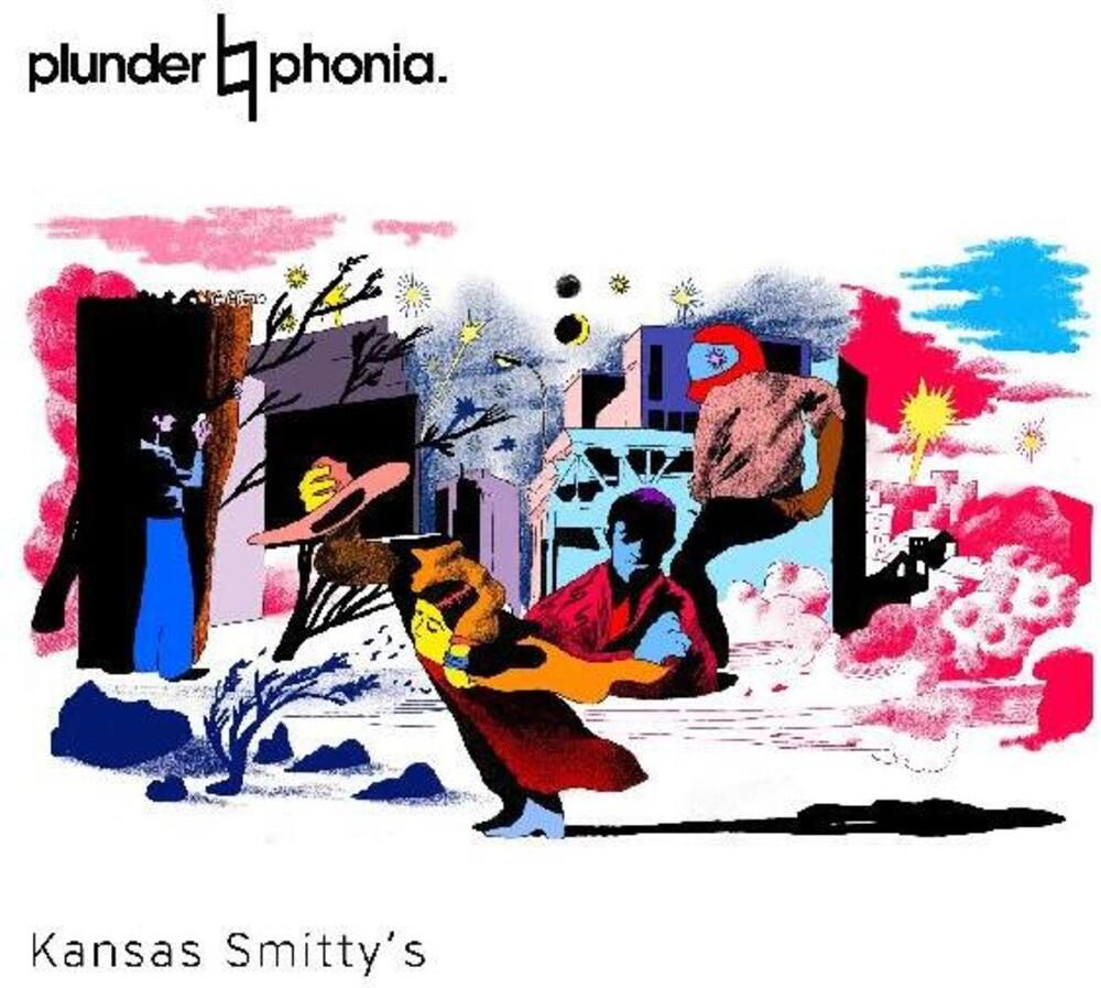 Kansas Smitty's - Plunderphonia (Uk)